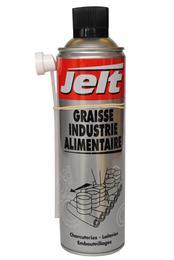 Graisse blanche industrie alimentaire aérosol jelt 400 ml