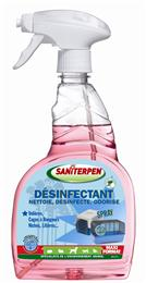 Saniterpen désinfectant Sanispray