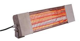 Chauffage radiant infrarouge inox 1500W
