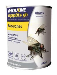 Mouxine appâts GB granulé insecticide