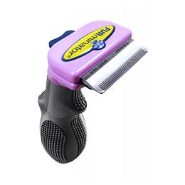Brosse anti-mue CHATS poils courts FURMINATOR