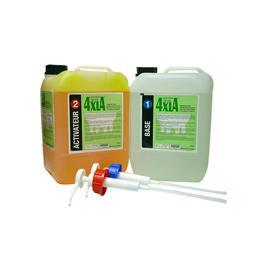 4XLA désinfectant trayons