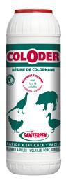 Coloder résine de colophane