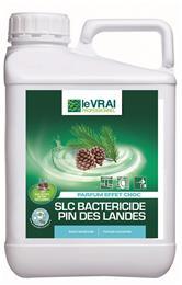 Le Vrai slc bactéricide pin des landes 5L