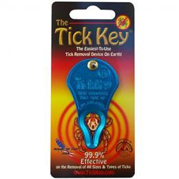TICK KEY crochet à tiques