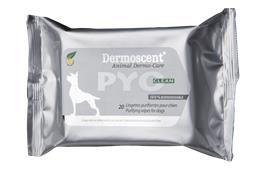 Dermoscent PYOclean lingettes