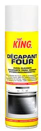 Décapant four King aérosol 500ml