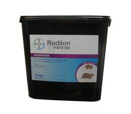 rodilon p te rb raticide souricide rodenticide difethialone contre rats souris 5 kg souricide. Black Bedroom Furniture Sets. Home Design Ideas