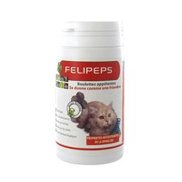 Felipeps chat friandise à base de spiruline boite de 40 gr