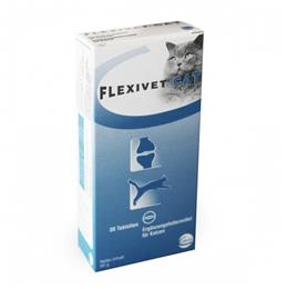 Flexivet Cat articulation chat 30cps