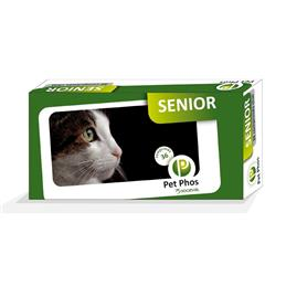 PET PHOS felin senior 36 cps