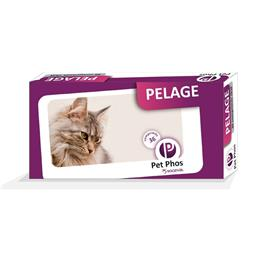 PET PHOS felin pelage 36 cps