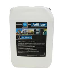 AD BLUE  bidon de 10 litres