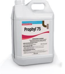 Prophyl 75 désinfectant