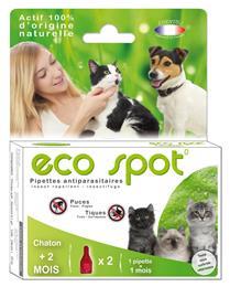 Eco spot n°0 pipette chaton