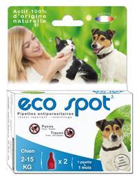 Eco spot n°3 pipette chien 2-15kg