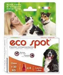 Eco spot n°5 pipette chien +30kg