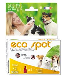 Eco spot n°2 pipette chiot
