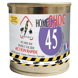 Home choc 45 fumigène insecticide 100 m3