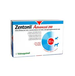 Zentonil Advanced 200 chien