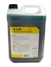 Liquide de rinçage lave vaisselle RVM 5L