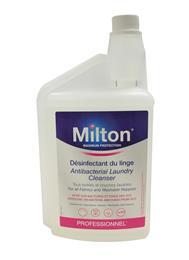 MILTON linge lessive désinfectant bactéricide et fongicide : 1 litre