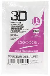 Dosettes DESODOR 3D 20ml sol Parfum DOUCEUR DES ALPES