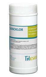 SANOKLOR comprimés chlore (DCCNa)
