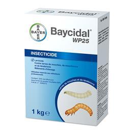 BAYCIDAL WP25  larvicide