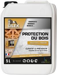 Cilex protection du bois