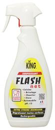 Flash´net degraissant surpuissant 750ml KING