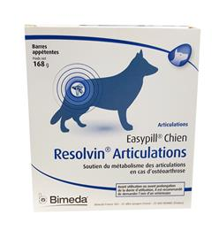 Easypill chien resolving articulations
