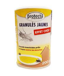 Granulés jaunes insecticide Sheila 200g