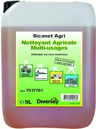 Sicanet Agri nettoyant agricole multi usages