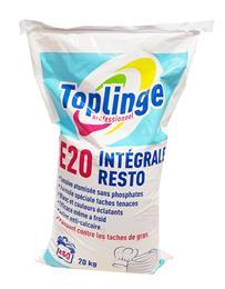 TOPLINGE Resto intégrale E20