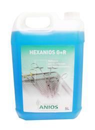 Hexanios G + R Nettoyant et pré-désinfectant