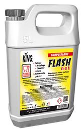 Flash´net degraissant surpuissant 5L KING
