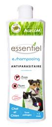 Shampooing antiparasitaire chien chat
