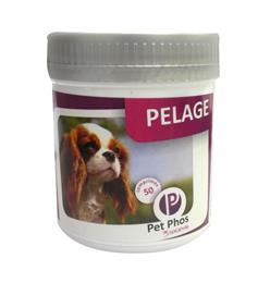 PET-PHOS canin pelage