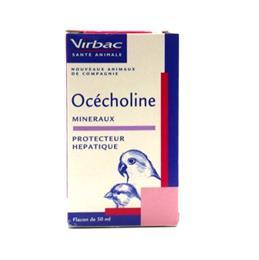 Océcholine Virbac 50 ml