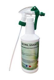 spray nettoyant d tergent d sinfectant parfumant action anti d perlante le vrai professionnel. Black Bedroom Furniture Sets. Home Design Ideas
