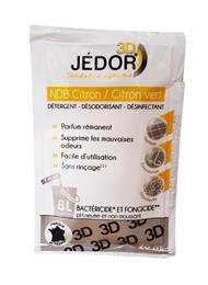 Dosettes JEDOR 3D CITRON VERT