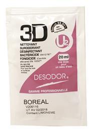 Dosettes DESODOR 3D sol 20ml Parfum BOREAL