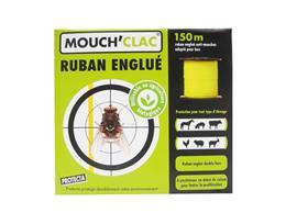 Piège englués Mouch´clac recharges anti mouches écologique