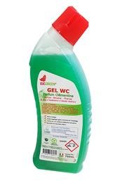 Gel wc ecolabel idegreen