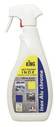 Nettoyant inox alimentaire King 750ml