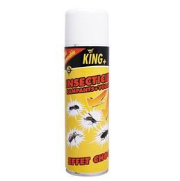 Insecticide volants + rampants aérosols 500 ml KING