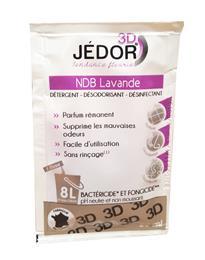 Dosettes JEDOR 3D 20ml sol Parfum LAVANDE