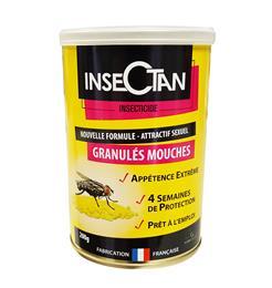 Insectan granulé mouches 200g