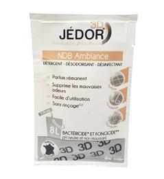 Dosettes JEDOR 3D sol Parfum AMBIANCE